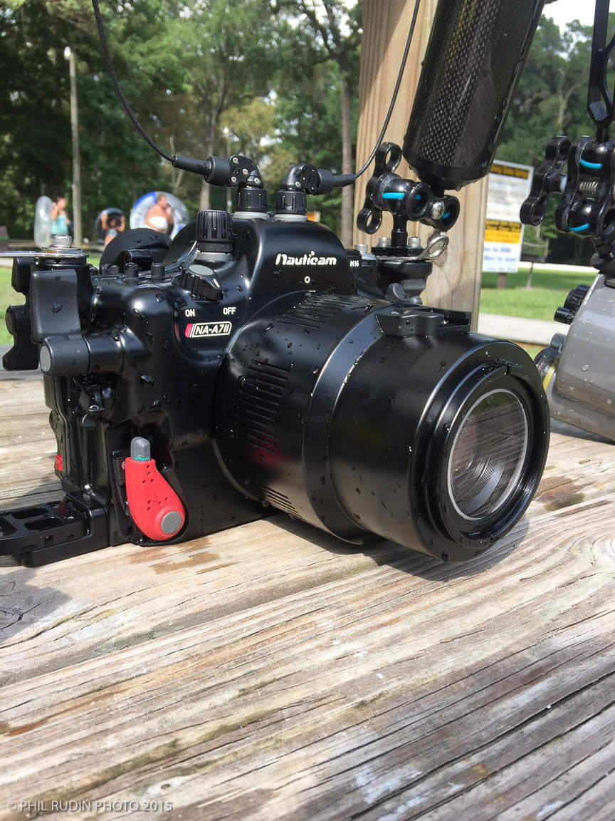 Sony a6400 Review - Underwater Photography Guide